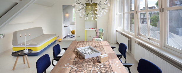 Credits: Bedroom at Hôtel Droog Photographer: Thijs Wolzak www.droog.com