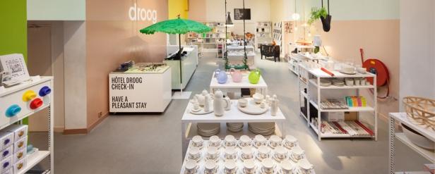 Credits: Droog store at Hôtel Droog Photographer: Thijs Wolzak www.droog.com