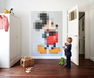 IXXI Disney Pixel Disney Mickey kids