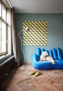 IXXI Loco Wink yellow side 2m2