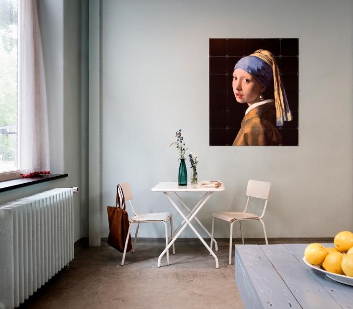 IXXI Mauritshuis_Girlwiththepearlearring