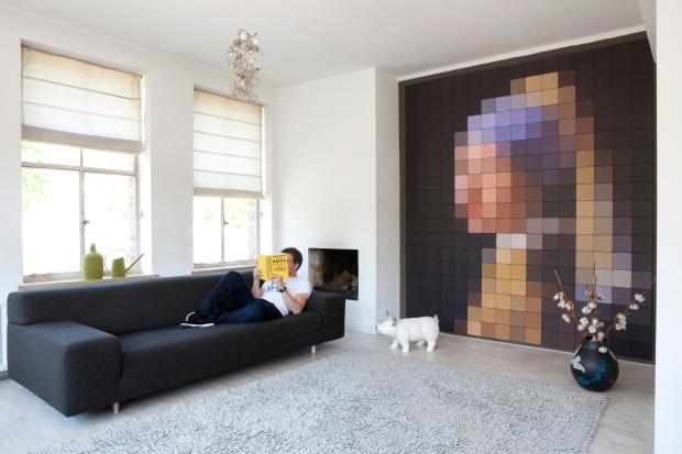 IXXI Pixel Girlwithapearlearring large