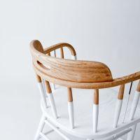 Ispirazioni in bianco e legno