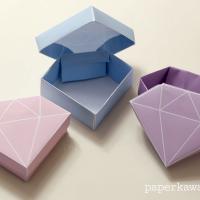 Pacchetti regalo Origami