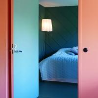 Una casa piena di colore