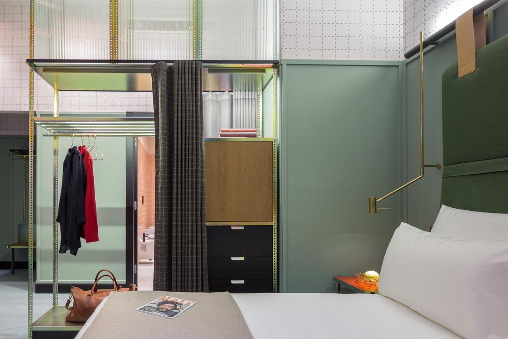 Room mate giulia un nuovo hotel a milano dove sentirsi a for Hotel nuovo milano
