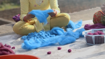Lavorazione tappeti, Nepal