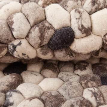 Tappeti in feltro, India