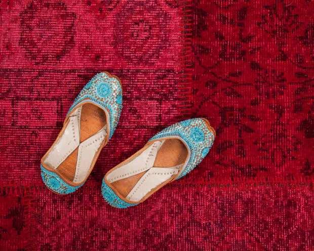 media-rosso-tappeto-orientale